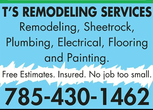 Ts Remodeling New Business
