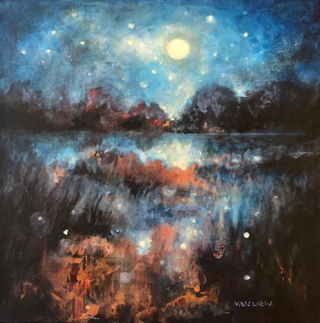 Lois VanLiew Firefly Reflections