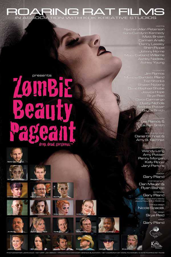 Zombie Beauty Pageant
