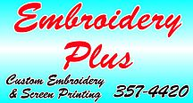 Embroidery Plus